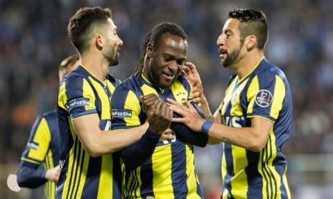 Fenerbahce's Victor Moses: The Atmosphere Here in Turkey is Amazing