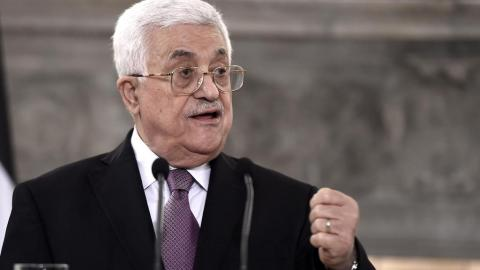 Abbas Hopes Deal of the Century 'Goes to Hell'