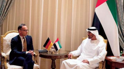 UAE: Region's Countries Should be Part of Any Future Deal with Iran