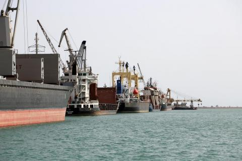 Houthis Exploiting Humanitarian Relief Freights as Cover for Smuggling Operations