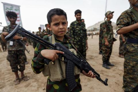 KSrelief Organizes Workshop on Children Recruited by Houthis in Armed Conflict