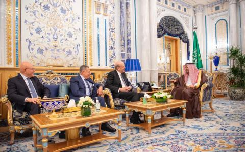 Saudi Arabia Stresses Need to Keep Lebanon in Arab Fold