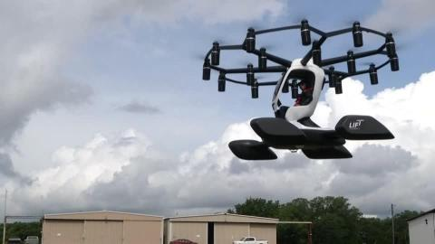 Ultra-Light Personal Aircraft Developed, Can Fly without License