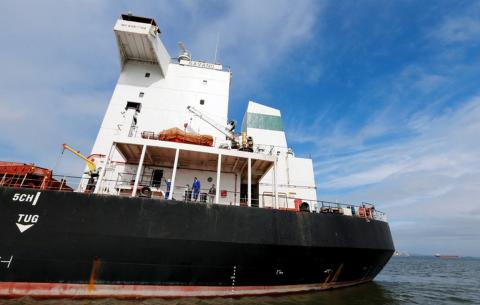 Iran Grain Ships Stuck in Brazil without Fuel Due to US Sanctions