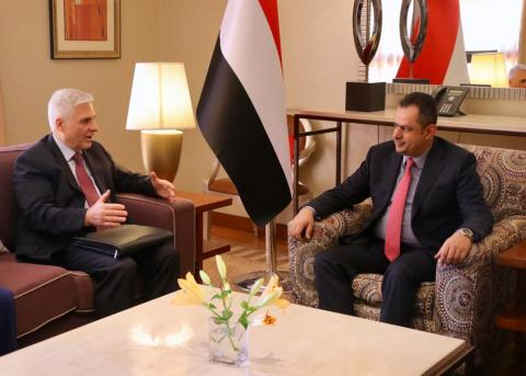 Yemeni Government Warns Against Bypassing Peace References