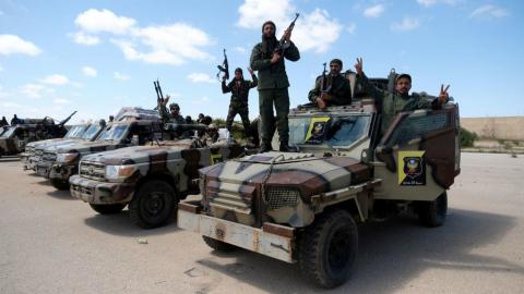 Libyan National Army Calls on Tripoli Youth to Prepare for 'Zero Hour'