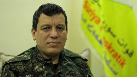 SDF Commander: We Will Open 600Km-Front in Response to Any Turkish Attack
