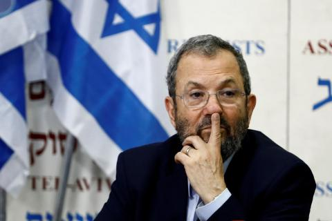 Polls Predict Former PM Barak's Loss in Elections