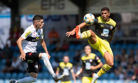 Che Adams: In Non-League it's Just a Question of How Hard you're Going to Get Kicked