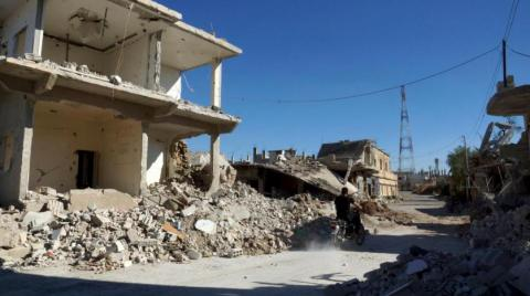 Concerns In South Syria Over Damascus' Release of ISIS Members
