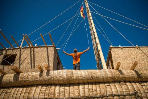 Adventurers to Test Theory of Egypt-to-Black Sea Route