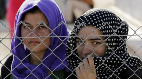 France Takes in More Yazidi Women, Children from Iraq