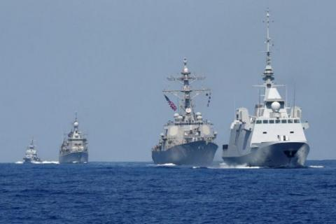 Israel Navy Seeks to Raise Profile With Multi-National Drill