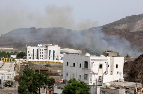 Yemen Govt. Accuses Southern Council of Staging Coup in Aden