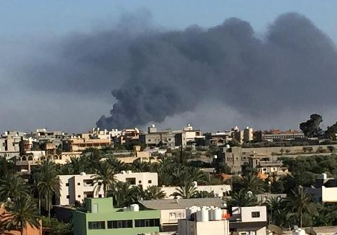 Tripoli Ceasefire Holds Despite Airport Rocket Fire