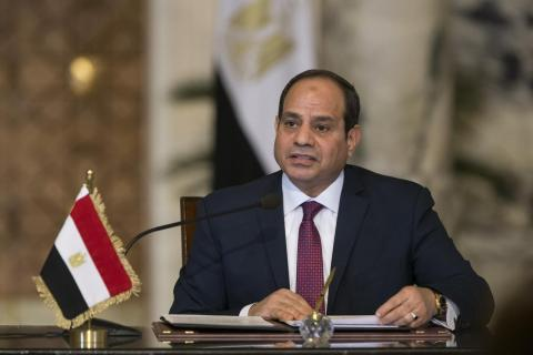 Sisi: Egypt is Keen to Support Youths