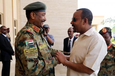 Eight Presidents, Guterres to Attend Signing of Sudan Agreement
