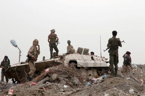 Yemen Govt. Calls on STC to Join its Forces after Defeating it in Ataq