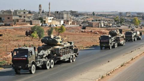 Turkey Benefits from 'Fragile Ceasefire' to Enhance Positions in Syria