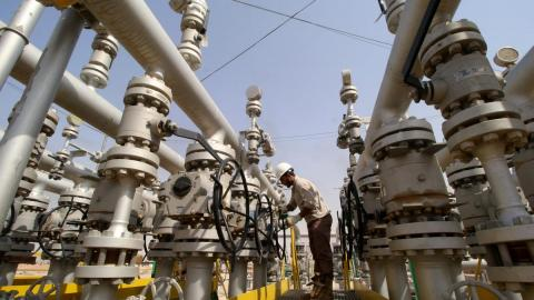 Iraq's Oil Exports Rise to 3.6Mn Barrels Per Day