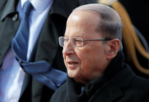 Aoun: Israel Would Bear Consequences of Any Attack Against Lebanon