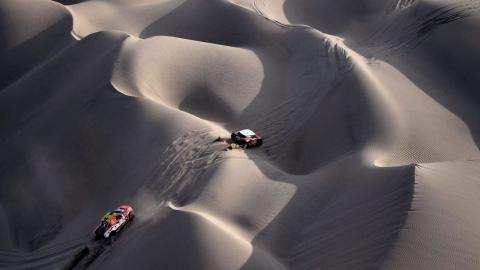Saudi Arabia to Host Dakar Rally on January 5