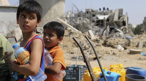 UN Report Warns of Near-Collapse of Palestinian Economy