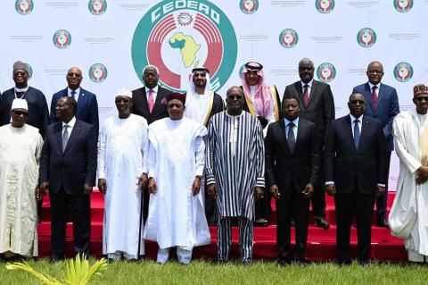 ECOWAS Nations Hold Emergency Counter-terrorism Summit