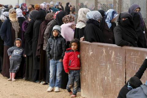 153,000 Syrians Exited Jordan within a Year
