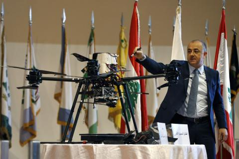 Lebanon's Defense Minister: Israel's Drone Violation of Southern Suburbs Most Serious Since 2006 War