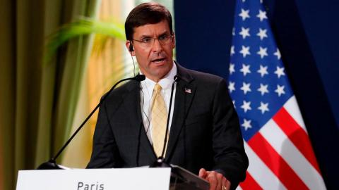 US Says Sending Military Reinforcements to Gulf