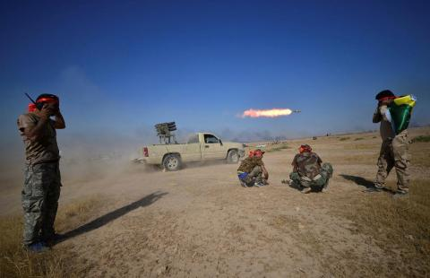 New Strike Targets PMF Base in Iraq