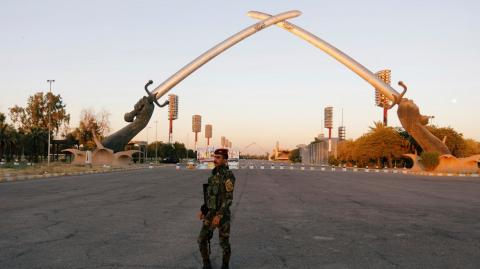 Rockets Fired at Baghdad's Green Zone, No Casualties Reported