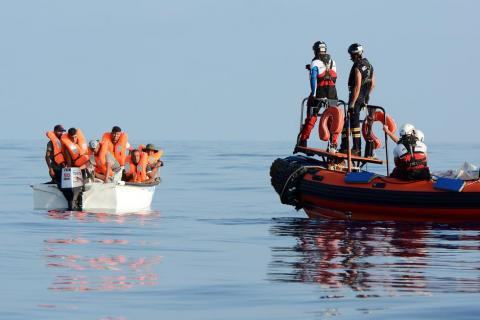 For 6th Year, Migrant Death Toll in Mediterranean Tops 1,000