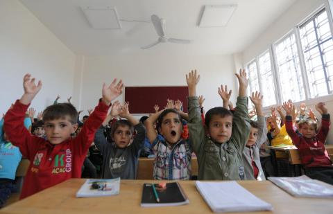 Exclusive - 'Lost Generation' of Syrians Looms as Education in Idlib on Verge of Collapse