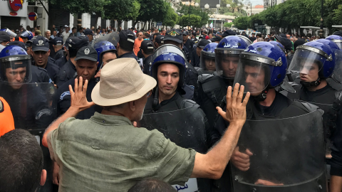 Wave of Arrests Against University Students in Algeria