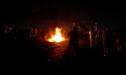 Protests Resume in Iraq as Uprising Enters Second Week