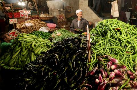 Egypt: Annual Urban Consumer Inflation Decreased to 4.8% in September