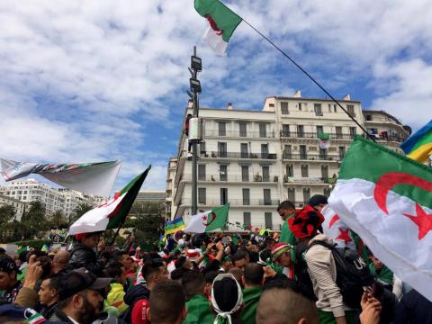 Algeria: Protesters Shout Against New Fuel Law