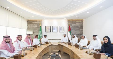UAE- Saudi Coordination Council Holds Follow Up Meeting of Joint Initiatives