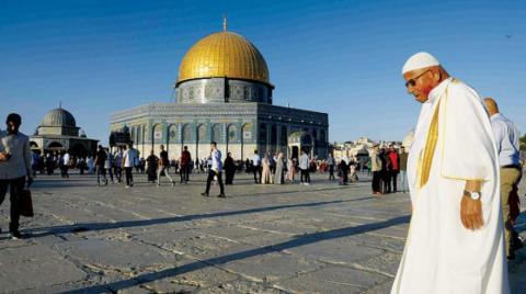 Palestine, Jordan Enraged by Calls to Attack Aqsa Mosque