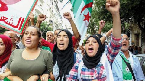 Politicians in Algeria Propose 7 Conditions 'Necessary' for Success of Presidential Elections