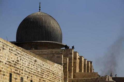 Settlers Conduct 'Provocative Tours' in Aqsa Mosque