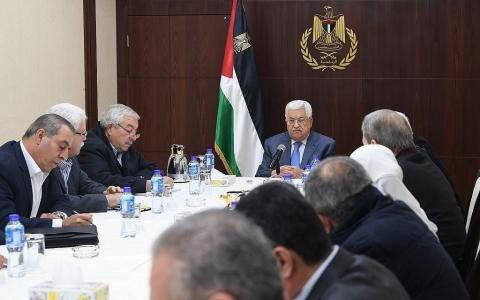 Palestine: Abbas is Fatah's Only Candidate