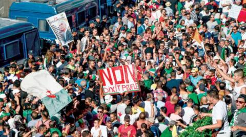 Algeria: Protestors Renew Demand to End Generals' Rule On 35th Friday Demonstrations