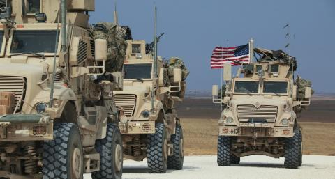 US Withdrawal Plan from Syria Maintains Hold of al-Tanf Base, Oil, Gas