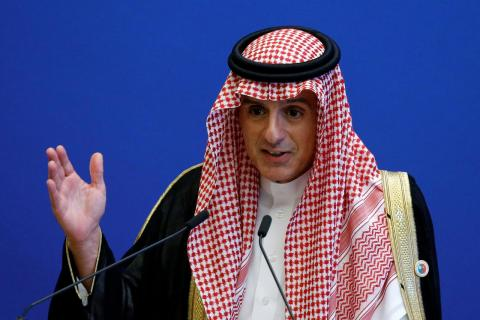 Jubeir Denies Mediation between Riyadh, Tehran to Ease Tensions