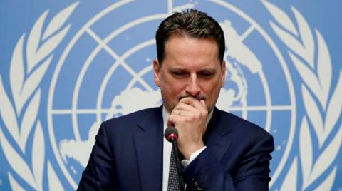 UNRWA Receives Support after Commissioner's Resignation