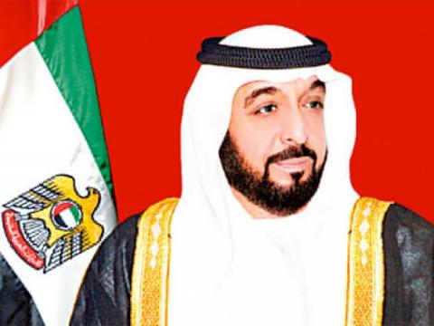 UAE Re-elects Sheikh Khalifa President for Fourth Term