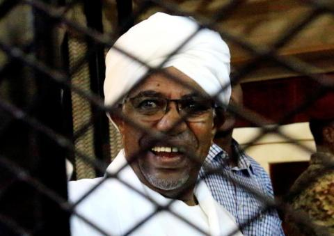 Bill to Dissolve Bashir's Party Submitted to Sudan Legislative Authority